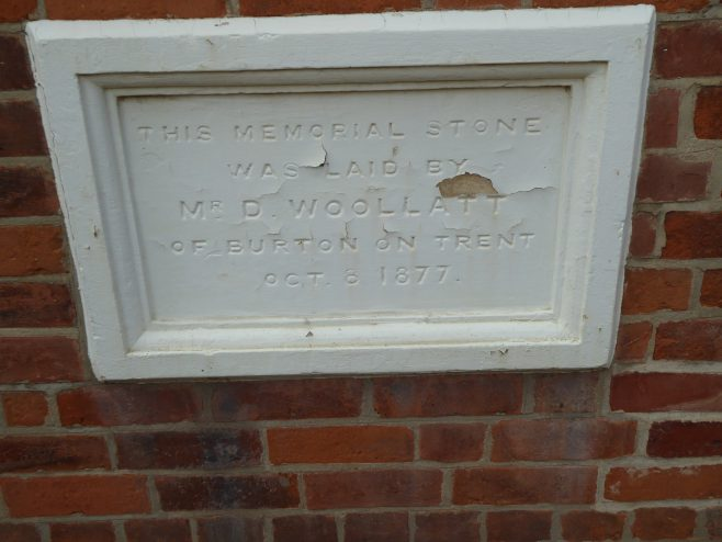 Shepshed-WM-Chapel-foundation-stone-iv-17.4.2019