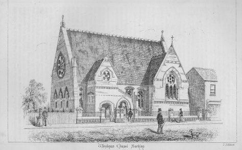 Barking Wesleyan Chapel