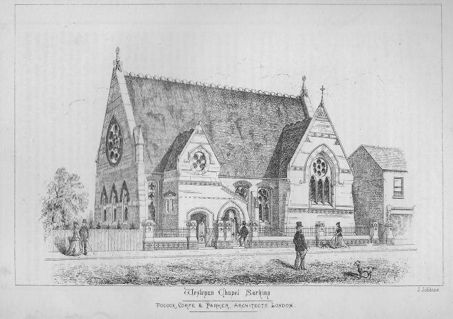 Barking Wesleyan Chapel | Wesleyan Chapel Committee, 1869