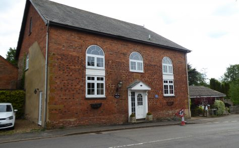 Brixworth Wesleyan Methodist Chapel, Northamptonshire