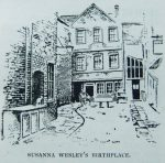 Susanna Wesley, the Mother of the Wesleys