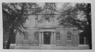 Our (Primitive Methodist) Conference Chapel - City Road, London