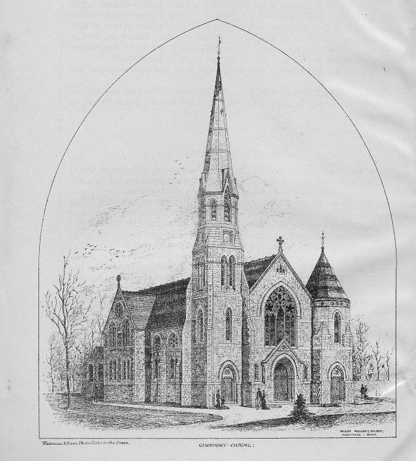 Ebenezer, Brock Road, St. Peter Port, Guernsey | Wesleyan Chapel Committee, 1878