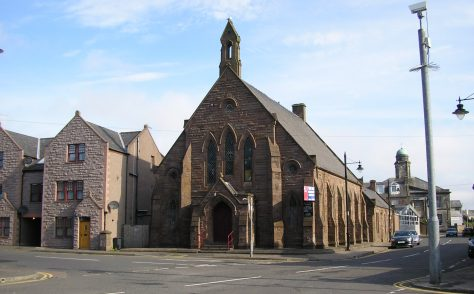 Montrose, New Wynd Wesleyan Methodist Chapel
