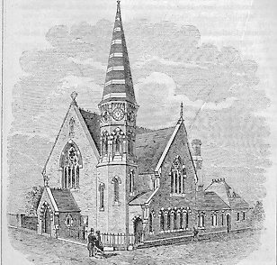 Rickmansworth Wesleyan chapel