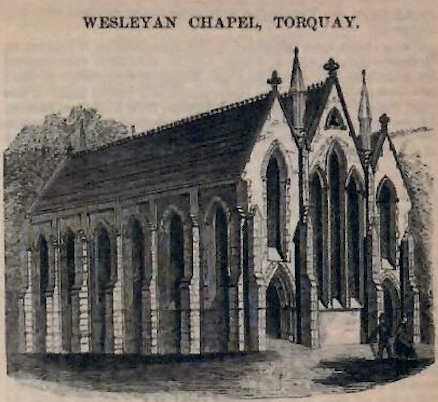 Rock Road Wesleyan Chapel, Torquay