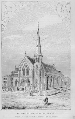 Trinity, Whiteladies Road, Redland | Wesleyan Chapel Committee, 1866