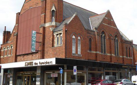 Northampton Queens Road Wesleyan Methodist Chapel, Northamptonshire