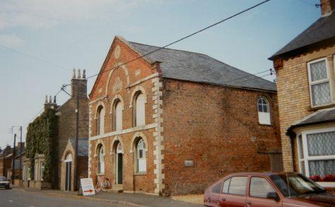 Upwell Wesleyan Methodist chapel