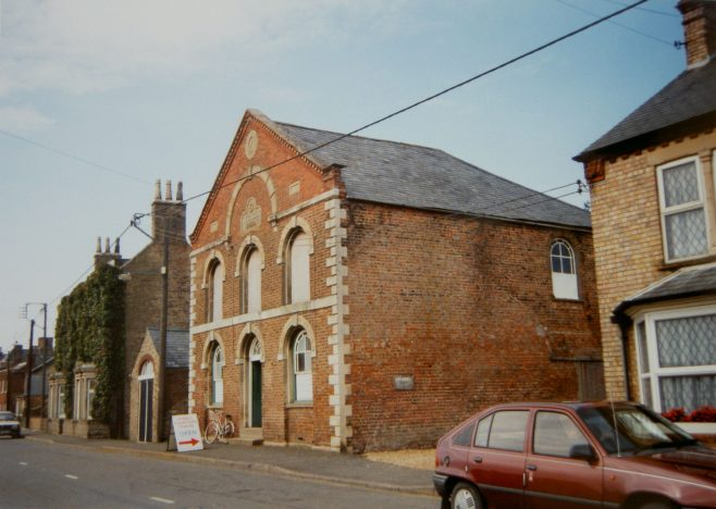 former Upwell Wesleyan Methodist chapel | Keith Guyler 1994