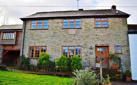 Gladestry, Powys