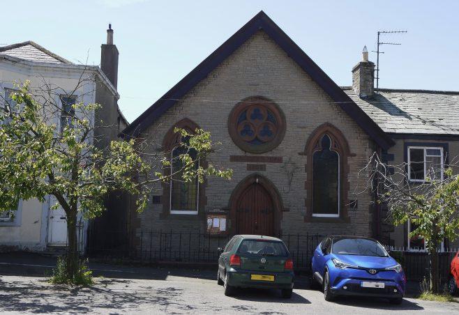 Brough, Westmorland, High Street Methodist Church | Philip Thornborow, 28 June 2018