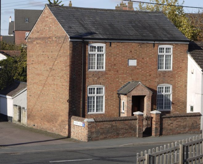 Burton on the Wolds Wesleyan Methodist chapel | Philip Thornborow, 2018