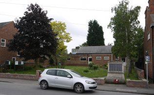 East Leake Methodist Church, with the village roll of honour | Philip Thornborow, 2018