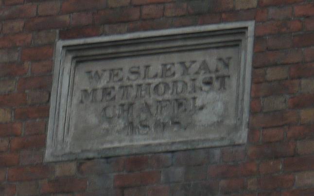 Sutton Bonington Trinity, date plaque | Philip Thornborow, 2018
