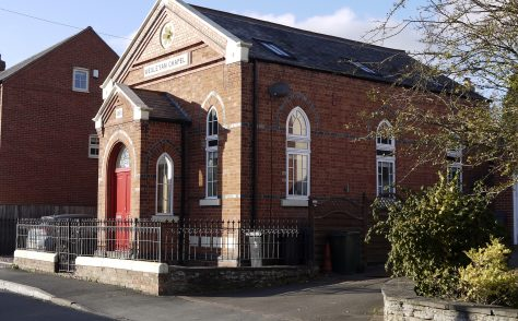 Wysall Wesleyan Methodist chapel