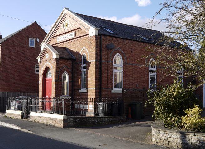 Wysall Wesleyan methodist chapel | Philip Thornborow, 2018