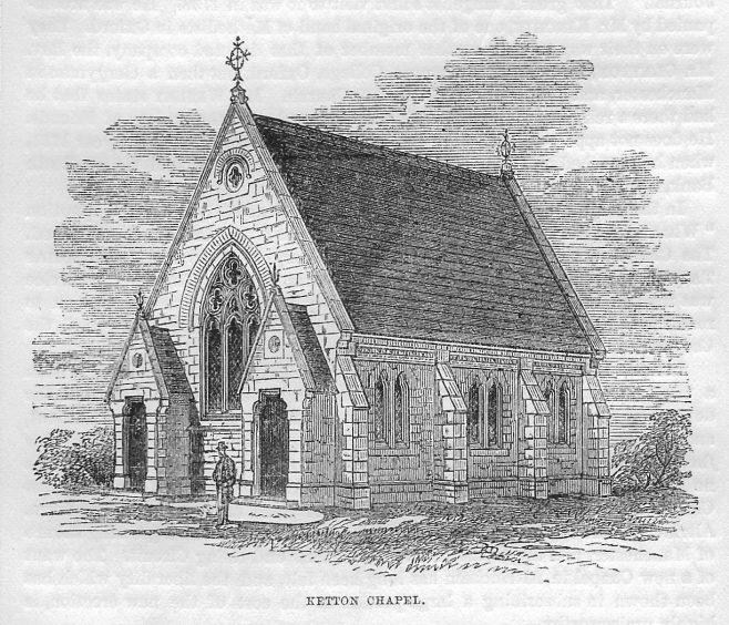 Ketton Wesleyan Methodist Chapel | Wesleyan Chapel Committee, 1865