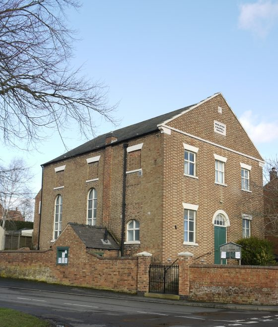 Wymeswold Wesleyan Methodist, Leicestershire | Philip Thornborow, 2019
