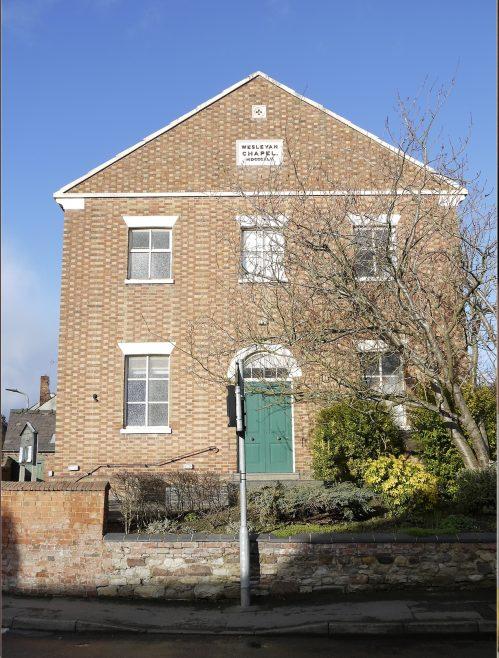 Wymeswold Wesleyan Methodist Chapel | Philip Thornborow, 2019