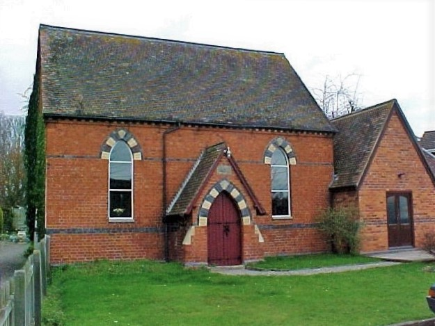 Bodenham WM Chapel Herefordshire 2002