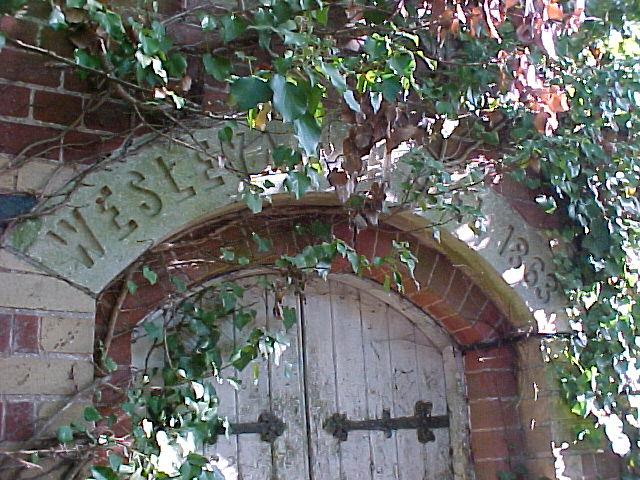 WM Chapel Stanley Hill Bosbury Herefordshire 2002