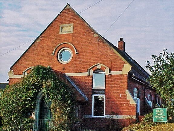 WM Chapel Bishops Frome Herefordshire 2003