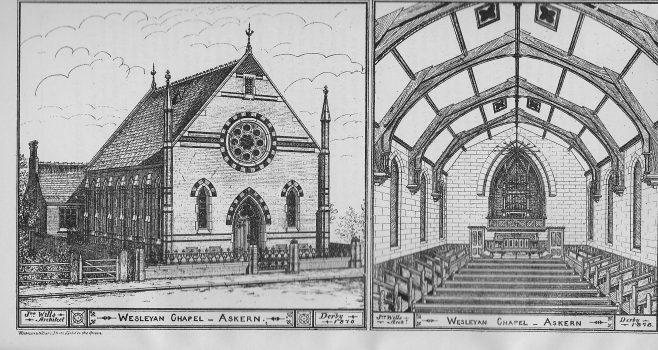 Askern Wesleyan Chapel | Wesleyan Chapel Committee, 1878