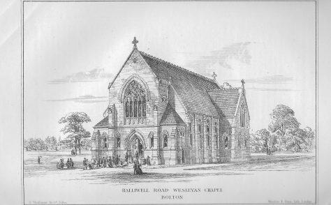 Bolton, Halliwell Road