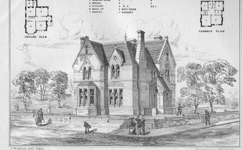 Bolton, Minister's house, Park Street