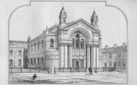 Burslem Wesleyan Chapel, Swan Bank