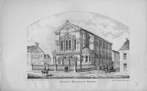 Fenton, Temple Street
