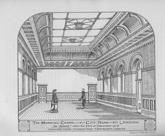 Morning Chapel, City Road | Wesleyan Chapel Committee, 1880