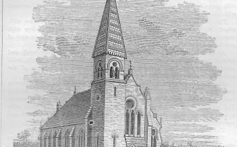 Milton, Leigh Memorial Chapel, Baddeley Road