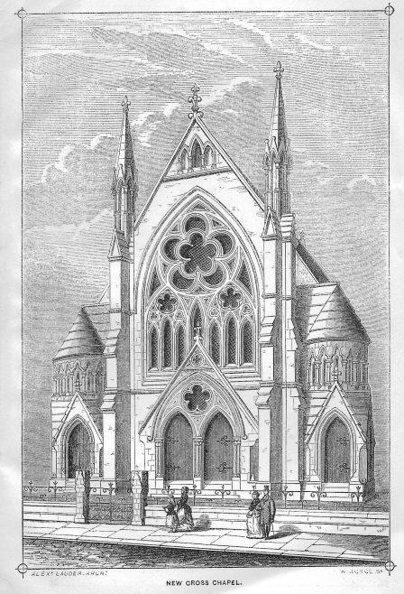 New Cross Wesleyan Chapel | Wesleyan Chapel Committee, 1871