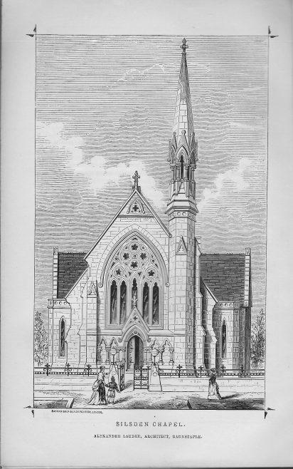 Silsden Chapel | Wesleyan Chapel Committee, 1869