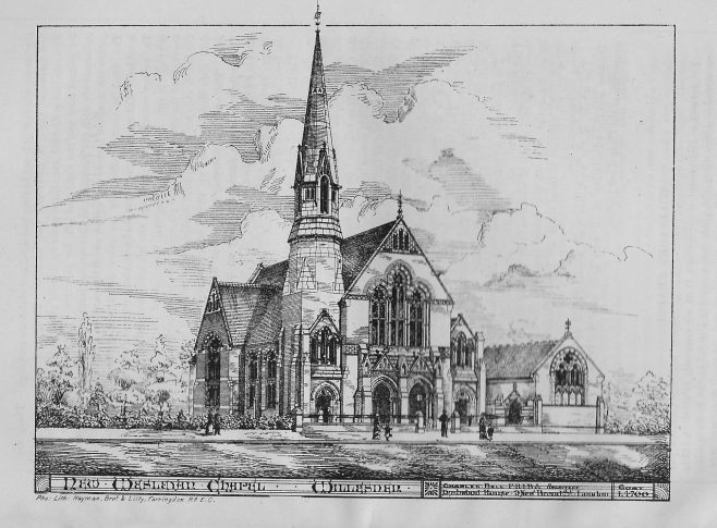 Willesden Wesleyan Chapel | Wesleyan Chapel Committee, 1882
