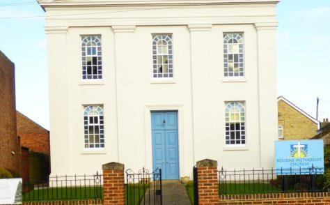 Bourne, Star Lane/Abbey Road, Wesleyan Methodist Chapel, Lincolnshire
