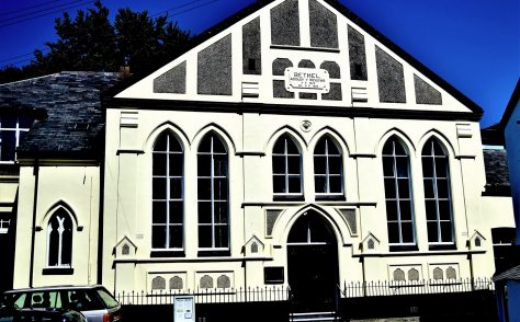 Aberdovey Wesleyan Methodist Chapel