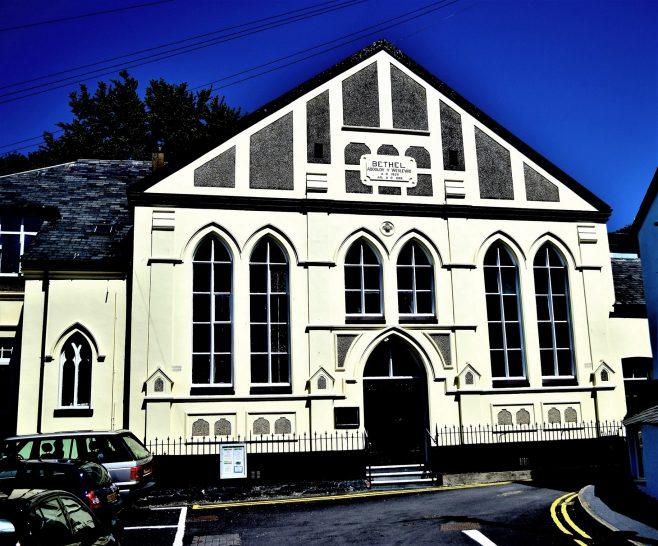 Aberdovey Wesleyan Methodist Chapel