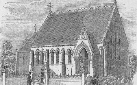 Acaster Malbis Wesleyan chapel