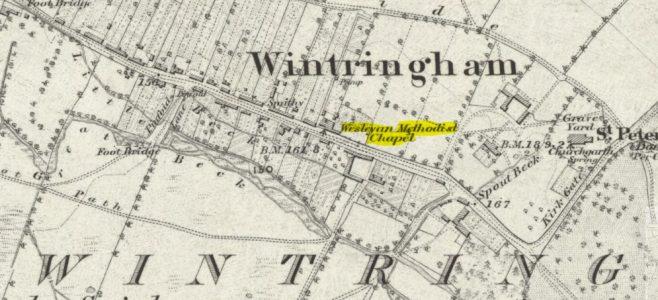 Wesleyan Methodist Chapel, Wintringham, Yorkshire