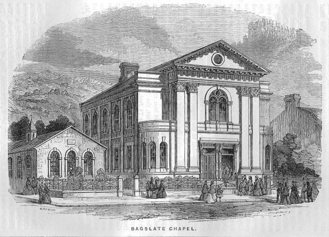 Bagslate, Wesley | Wesleyan Chapel Committee, 1870