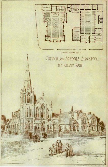 Blackpool, Raikes Parade | The Building News, 1904