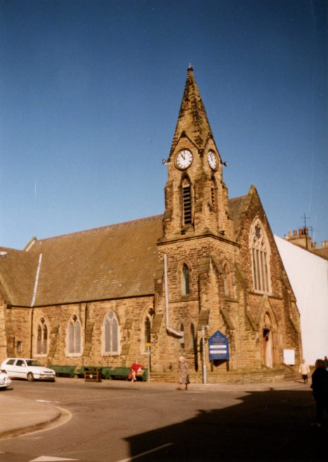 Filey, Trinity Methodist Church in 1999 | Keith Guyler, 1999