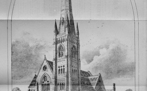 Manchester, Victoria Wesleyan chapel, Queens Road, Cheetham Hill