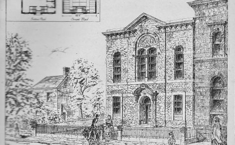 Marsden, Brougham Road Wesleyan Chapel