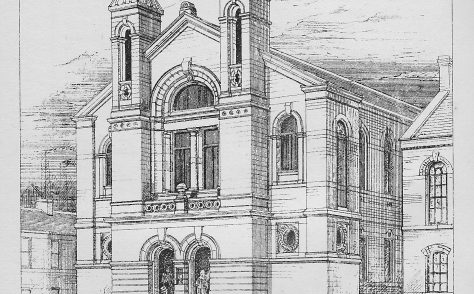 Rochdale, Trinity Wesleyan chapel, William Henry Street
