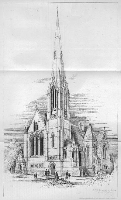 Southport, Leyland Road chapel | Wesleyan Chapel Committee, 1878