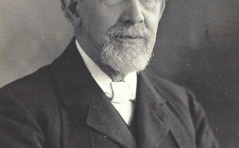 Rev Theodore Bishop 1842-1919